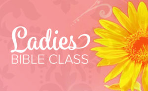 Ladies Bible Class @ Rose Hill Church Cafe | Columbus | Georgia | United States