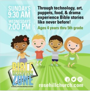 Bible Discovery Zone