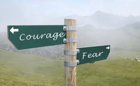 Fear vs. Courage
