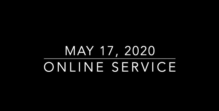 5/17 Online Service