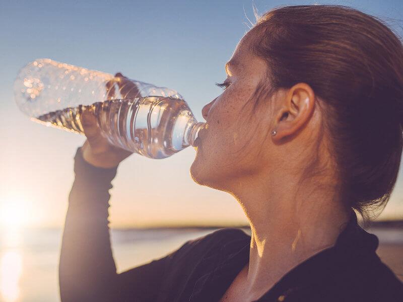 Being Thirsty At Marah